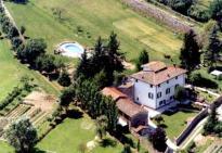 Maison Toscane à Guamo
