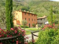 Maison Toscane à Matraia