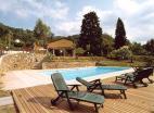 location proche de Camaiore en Toscane