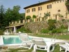 location proche de Scarperia en Toscane