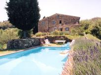 Maison Toscane à Palazzone