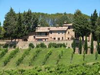 Maison Toscane à Castelnuovo Berardenga