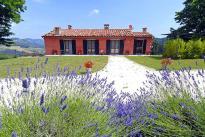 Maison Toscane à Lutirano