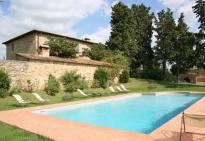 Maison Toscane à Castellina Scalo