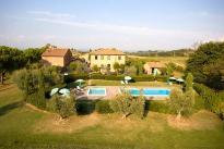 Maison Toscane à Montaione