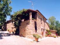 Maison Toscane à RADICOFANI