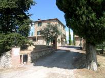 Maison Toscane à Piazze