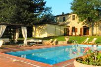 Maison Toscane à Montebenichi