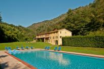 Maison Toscane à Montebello Camaiore