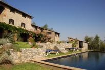 Maison Toscane à Compignano