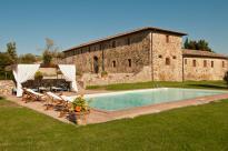 Maison Toscane à Badesse