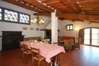Maison Toscane à San Pancrazio
