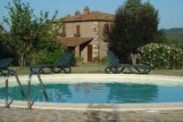 Maison Toscane à Montebenichi - Bucine