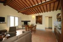 Maison Toscane à Montalcino