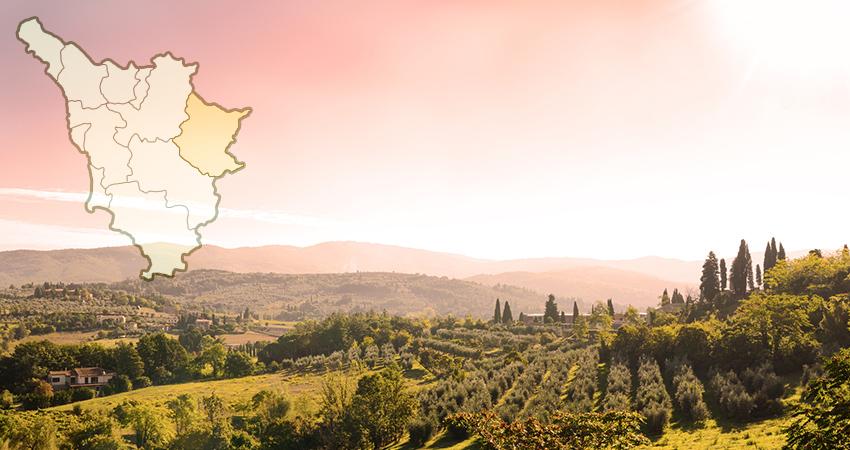 Province d'Arezzo